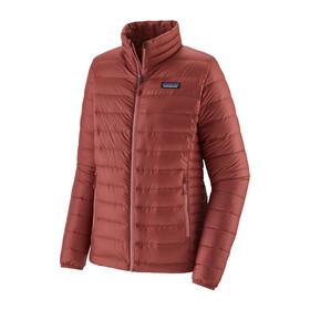 Patagonia Down Sweater Damer, rød